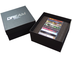 Cassette tape box sets