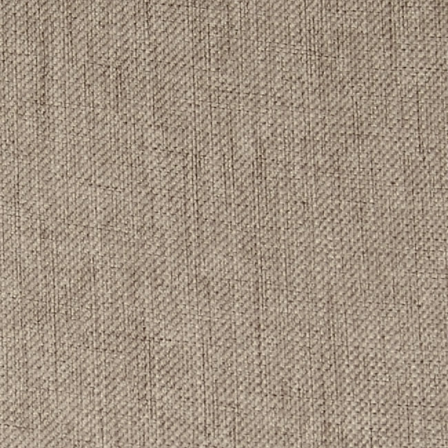 Light brown coarse natural linen
